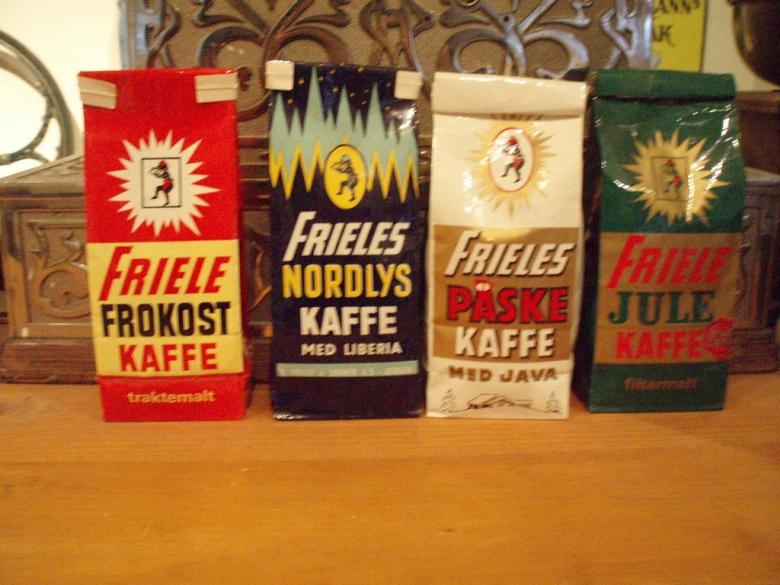 Friele kaffe, foto Dekcuf, cc by sa 2.0